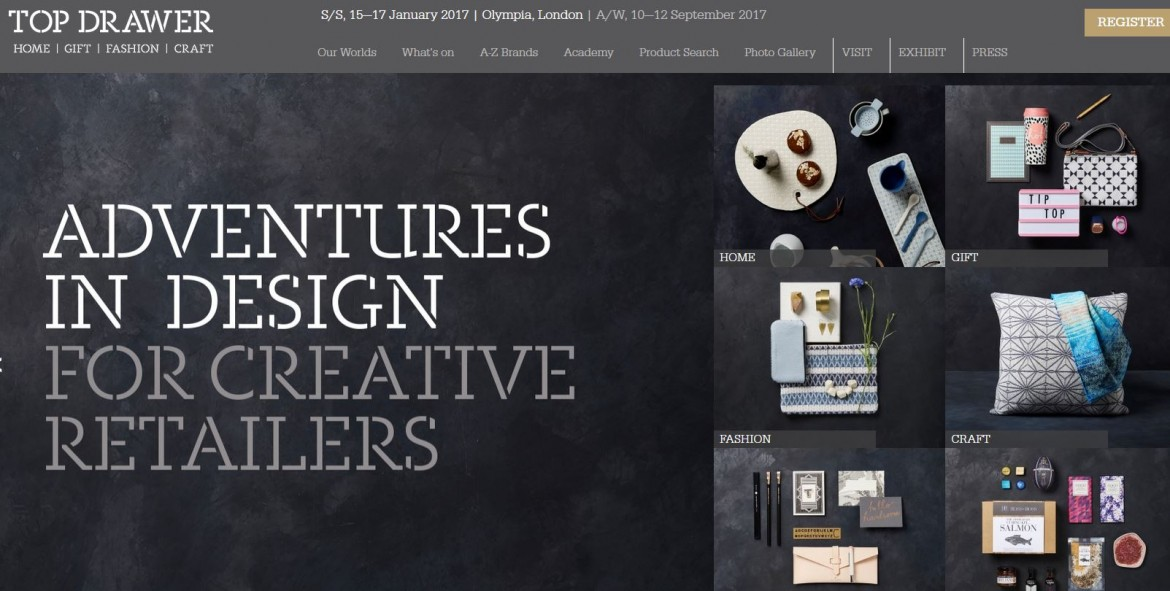 Top Drawer September Stand F41
