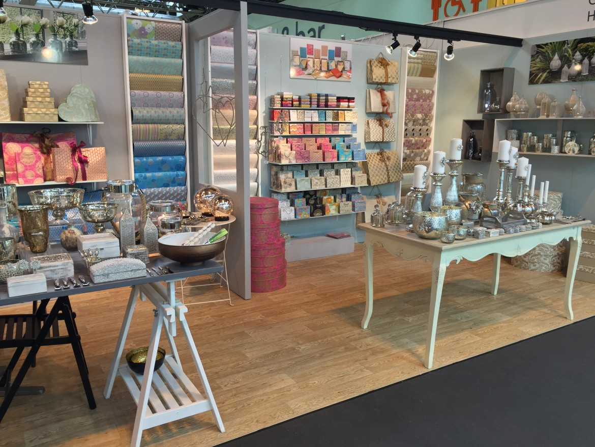 Spring Fair Hall 6 Stand 6M01
