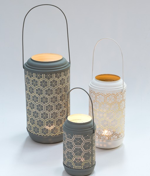 Metal Tea Light Holders