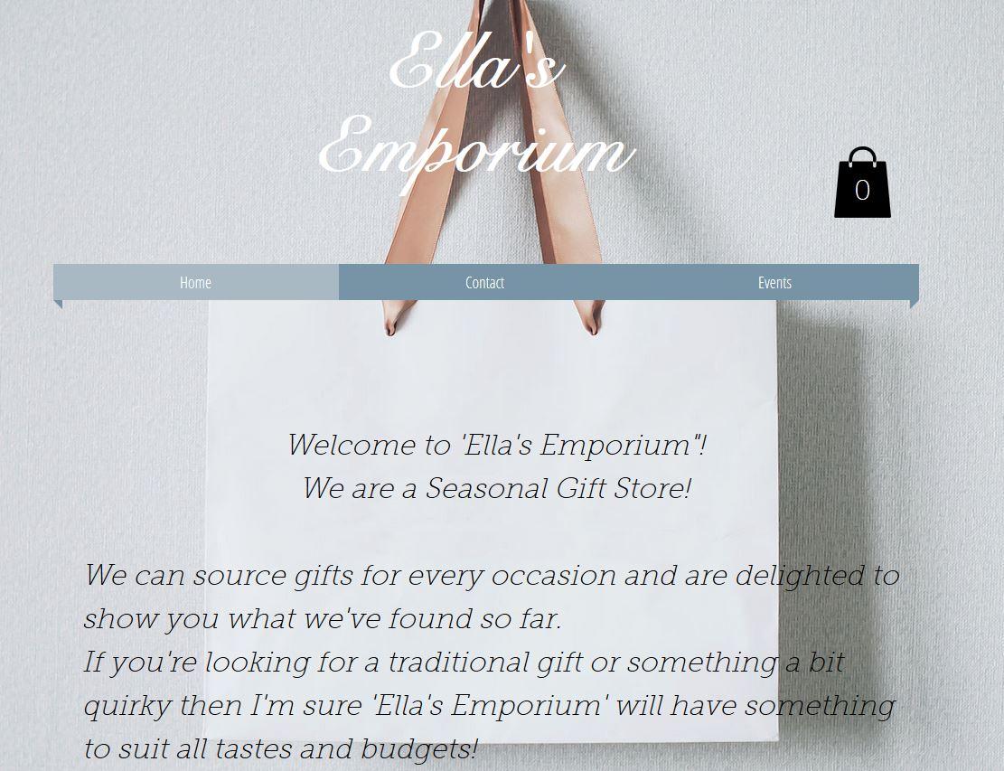 Ellas Emporium Feedback