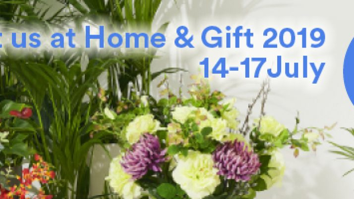 Home & Gift Harrogate,  14-17 July , Hall DP1 Stand DP1-D59