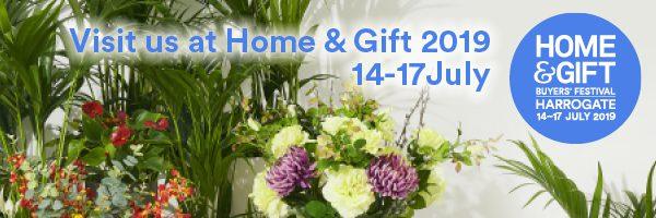 Home & Gift Harrogate,  14-17 July , Hall DP1 Stand DP1-D59
