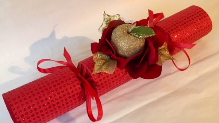 Christmas cracker from Froufrou & Thomas