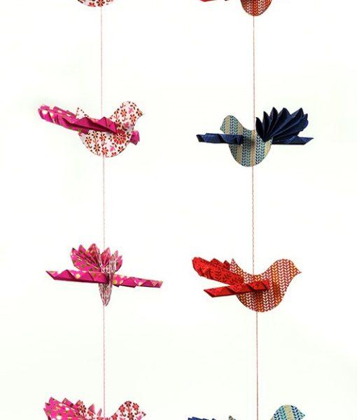 Handmade Paper Mobiles