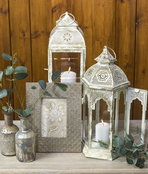 Metal Moroccan Lanterns