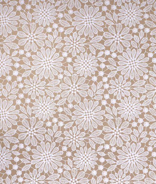 Handmade Beige Wrapping Paper